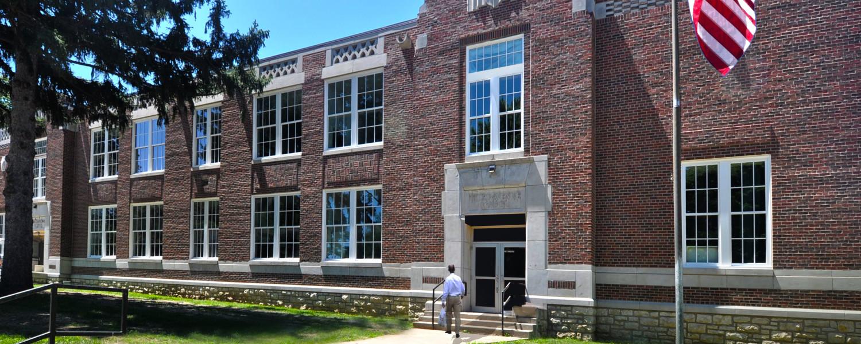 historic exterior